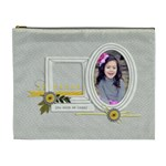 XL Cosmetic Bag - Happiness 2 - Cosmetic Bag (XL)
