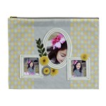 XL Cosmetic Bag - Happiness 5 - Cosmetic Bag (XL)
