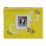 XL Cosmetic Bag - Happiness 8 - Cosmetic Bag (XL)