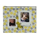 XL Cosmetic Bag - Happiness 10 - Cosmetic Bag (XL)