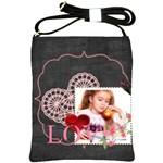 love - Shoulder Sling Bag