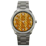 Just Tiger Sport Metal Watch