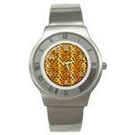 Just Tiger Stainless Steel Watch
