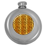 Just Tiger Hip Flask (5 oz)