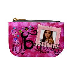 Tween Teen Fabulous Mini Coin Purse By Mikki   Mini Coin Purse   Kacdq9iu694u   Www Artscow Com Front