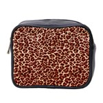 Just Leopard Mini Toiletries Bag (Two Sides)