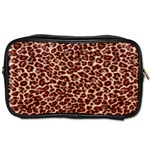 Just Leopard Toiletries Bag (Two Sides)