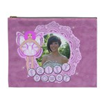 fairy power xl make up cosmetic bag - Cosmetic Bag (XL)