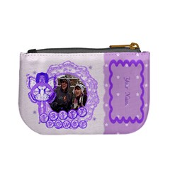 I love you Funky fairy purse by claire mcallen Back