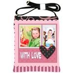 with love - Shoulder Sling Bag
