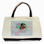 Pink gingham fairy bag - Classic Tote Bag