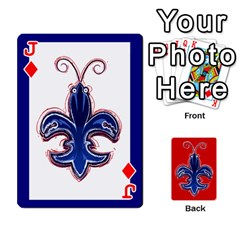 Jack Tap By B B    Playing Cards 54 Designs   Voyytyud1tq3   Www Artscow Com Front - DiamondJ