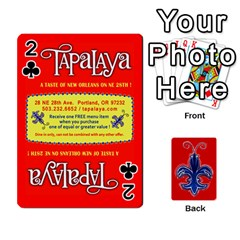 Tap By B B    Playing Cards 54 Designs   Voyytyud1tq3   Www Artscow Com Front - Club2