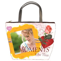 Mothers Day By Joely   Bucket Bag   0hkofvlemmal   Www Artscow Com Front