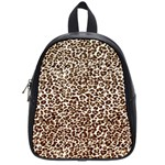 Just Snow Leopard School Bag (Small)
