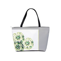 Dandelion2 Shoulder Bag  By Riksu   Classic Shoulder Handbag   Bea9ndaip7eq   Www Artscow Com Back