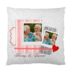 Love By Joely   Standard Cushion Case (two Sides)   3k5y3aslb2e3   Www Artscow Com Back
