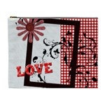 Love - Cosmetic Bag (XL)