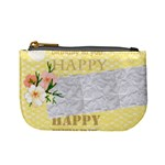 happy birthday - Mini Coin Purse