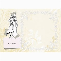 wedding cards by Zornitza 7 x5 Photo Card - 2