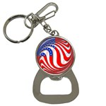USA Bottle Opener Key Chain
