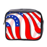 USA Mini Toiletries Bag (Two Sides)