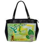 nature kids - Oversize Office Handbag (One Side)