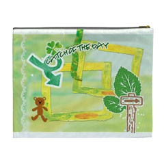 Nature Kids By Angena Jolin   Cosmetic Bag (xl)   Aidb3q3u4g1u   Www Artscow Com Back