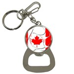 Canada Bottle Opener Key Chain