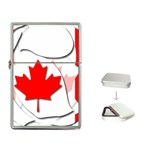 Canada Flip Top Lighter