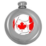 Canada Hip Flask (5 oz)