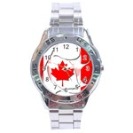 Canada Stainless Steel Analogue Men's Watch