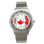 Canada Stainless Steel Watch