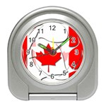 Canada Travel Alarm Clock
