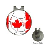 Canada Golf Ball Marker Hat Clip