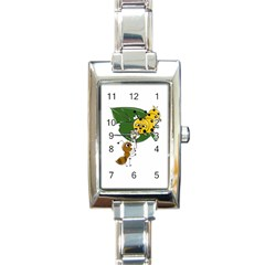 Animal World Classic Elegant Ladies Watch (rectangle) by AnimalWorld