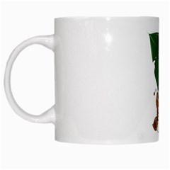 Animal World White Coffee Mug by AnimalWorld