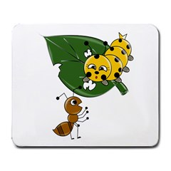 Animal World Large Mouse Pad (rectangle) by AnimalWorld