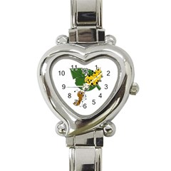 Animal World Classic Elegant Ladies Watch (heart) by AnimalWorld