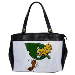 Animal World Single Sided Oversized Handbag by AnimalWorld