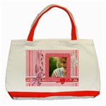 mothers day - Classic Tote Bag (Red)