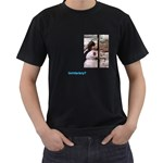 the Key     t-shirt  for men - Men s T-Shirt (Black)