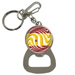 Spain Light Bottle Opener Key Chain