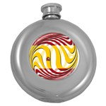 Spain Light Hip Flask (5 oz)