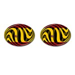 Spain Dark Cufflinks (Oval)