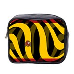 Spain Dark Mini Toiletries Bag (Two Sides)