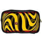 Spain Dark Toiletries Bag (Two Sides)
