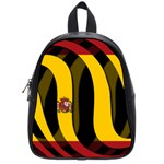 Spain Dark School Bag (Small)