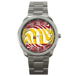 Spain Light Sport Metal Watch