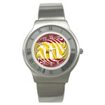 Spain Light Stainless Steel Watch